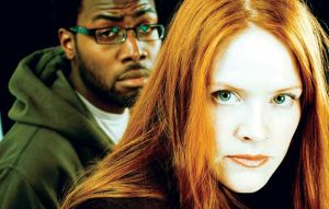 ginger & black at Cotswold Comedy Club in Chipping Norton